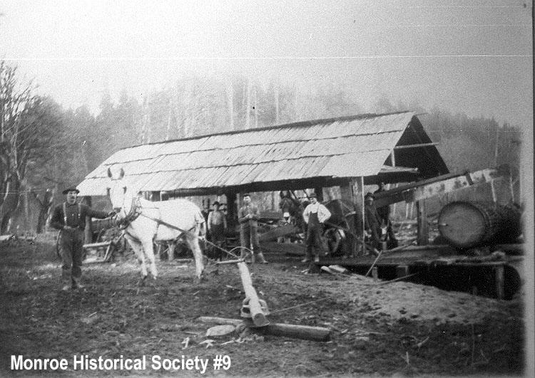 0009 – Johnny Johnson's High Rock Mill