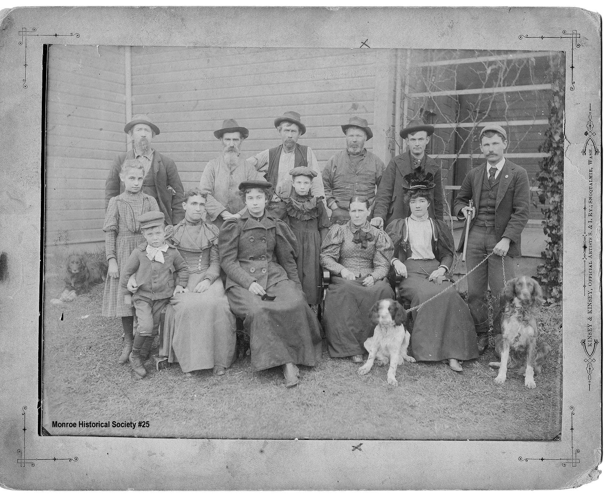0025 – Hayes Family Portrait