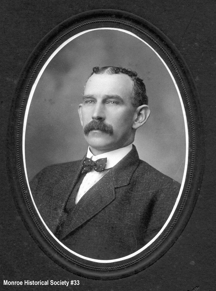 0033 – E. Milton Stephens